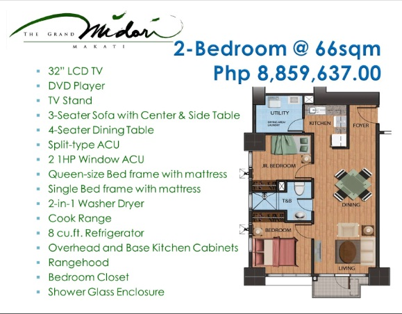 THE Grand midori makati updates