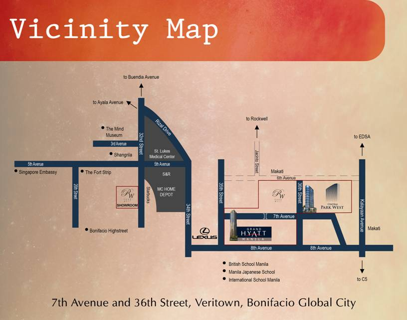Veritown Fort Bonifacio Global City
