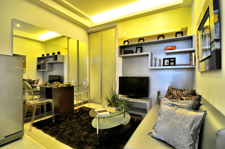 One Lilac Place At Oriental Garden Makati Federal Land