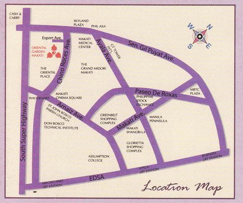One Lilac Place Makati City