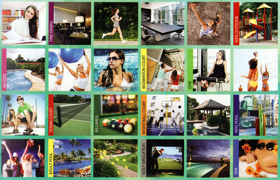 Six Senses Residences Amenities