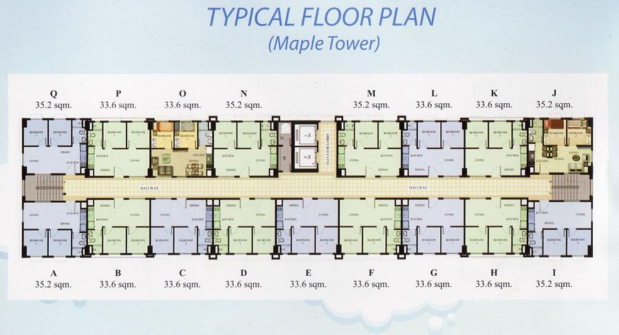 Pgmh Floorplan